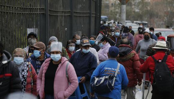 El Ministerio de Salud (Minsa) es el encargado del desarrollo de la  jornada de vacunación contra el COVID-19. (Foto: Referencial/ Violeta Ayasta /@photo.gec)