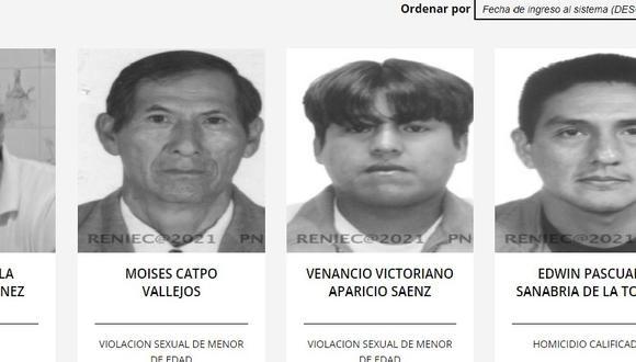 César La Barrera, presunto asesino de su novia y de la hija de esta, de 12 años, en San Martín, es uno de 'Los más buscados'.