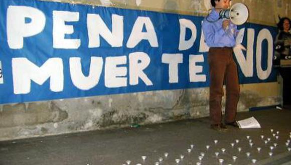CIDH en contra de que haya pena de muerte en Perú