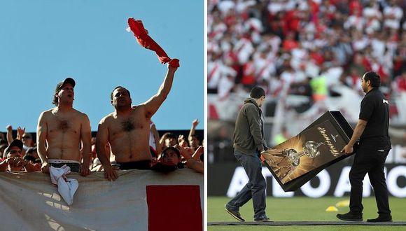 Final de Copa Libertadores entre Boca Juniors y River Plate no se jugará en Argentina