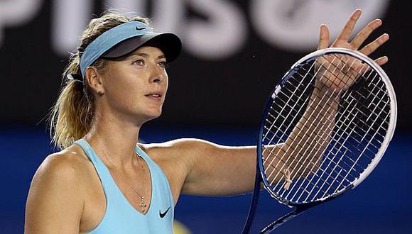 Maria Sharapova tiene luz verde para volver a las canchas