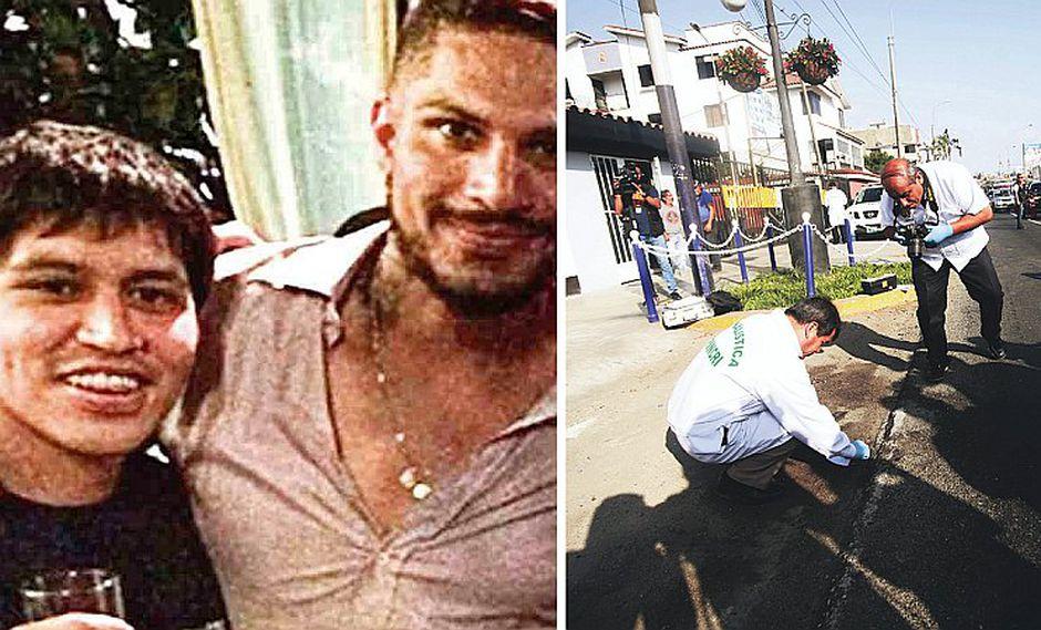 Policía ya identificó a los tres delincuentes que mataron al sobrino de Paolo Guerrero