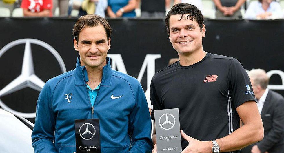 Roger Federer, de nuevo número 1 mundial, logra su 98º título ATP