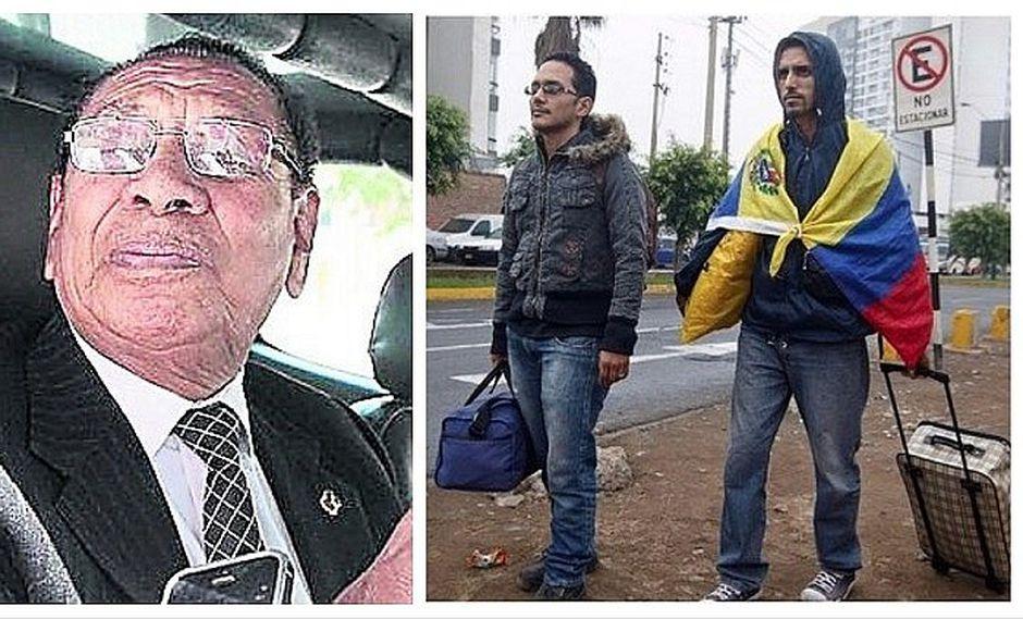Congresista Apaza busca restringir ingreso de venezolanos al Perú