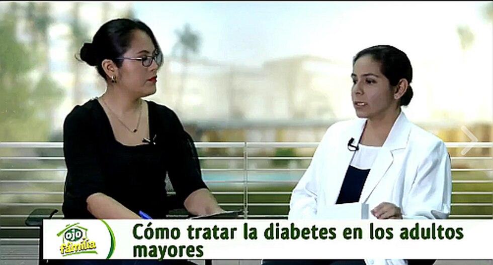 4 cosas que no sabías de la diabetes en el adulto mayor