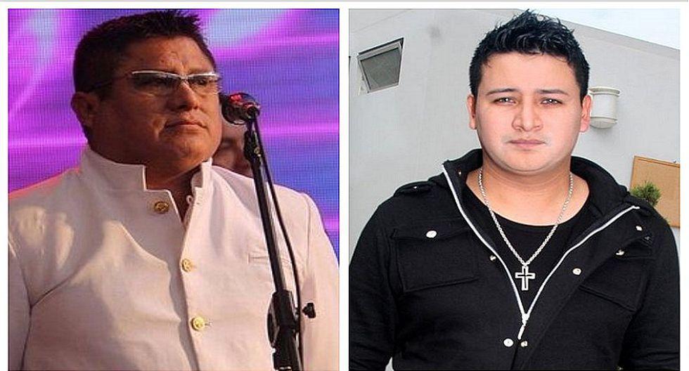 Clavito y su chela: aparece inédita foto de Robert Muñoz junto a Ronny García