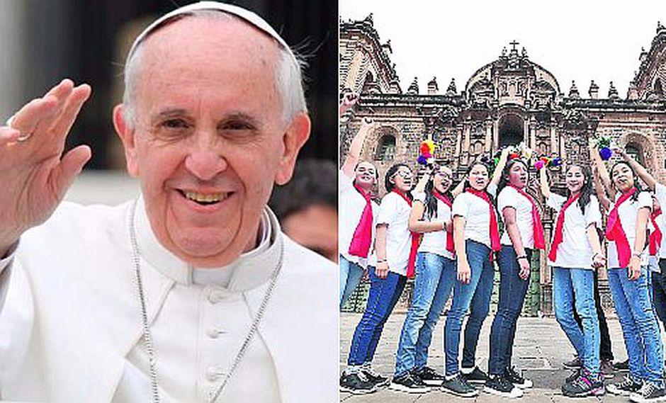 """Papa Francisco: """"sueño con llegar al Perú"""""""