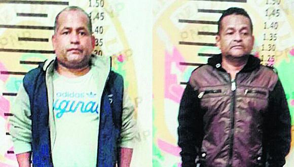 Callao: Caen hermanos acusado de extorsionar por encargo de reos