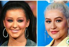 10 famosas que mejoraron su look gracias al microblading