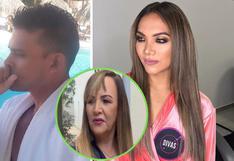 """Mamá de Isabel Acevedo sobre Christian Domínguez: """"Él fue el error más grande de su vida"""""""