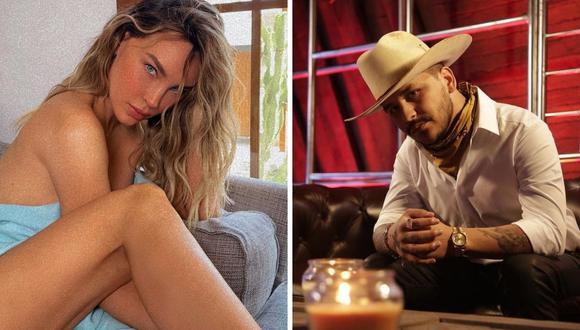 Belinda y Christian Nodal se convirtieron en una de las parejas más mediáticas de México. (Foto: Instagram / @belindapop / @nodal).