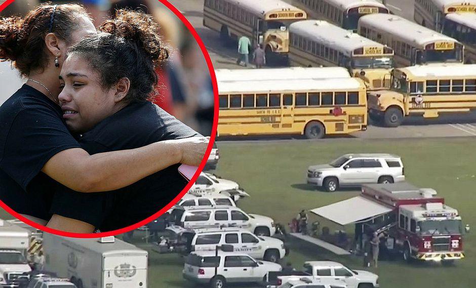 Al menos 8 muertos y 12 heridos deja un tiroteo en Instituto de Texas (FOTOS)