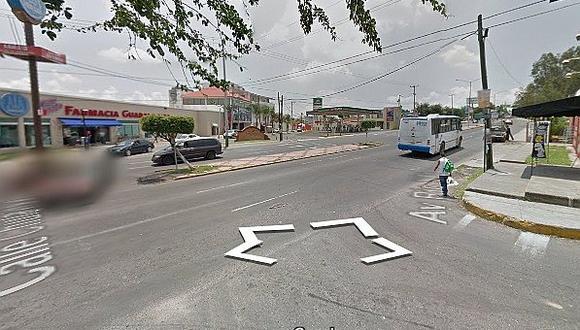 Google Maps: buscaba dirección de su amigo pero solo encontró un accidente (FOTOS)