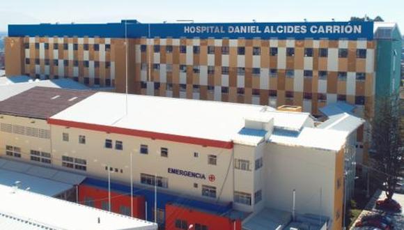 Junín: hospital Daniel Alcides Carrión atenderá únicamente a pacientes con coronavirus (Foto referencial).