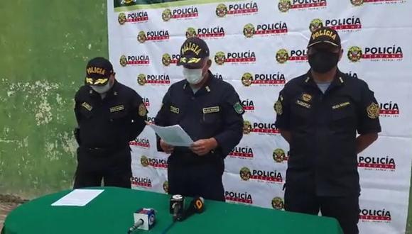 San Martín: el feminicidio se registró la madrugada de hoy, en la provincia de Moyobamba. (Foto: Captura de video)