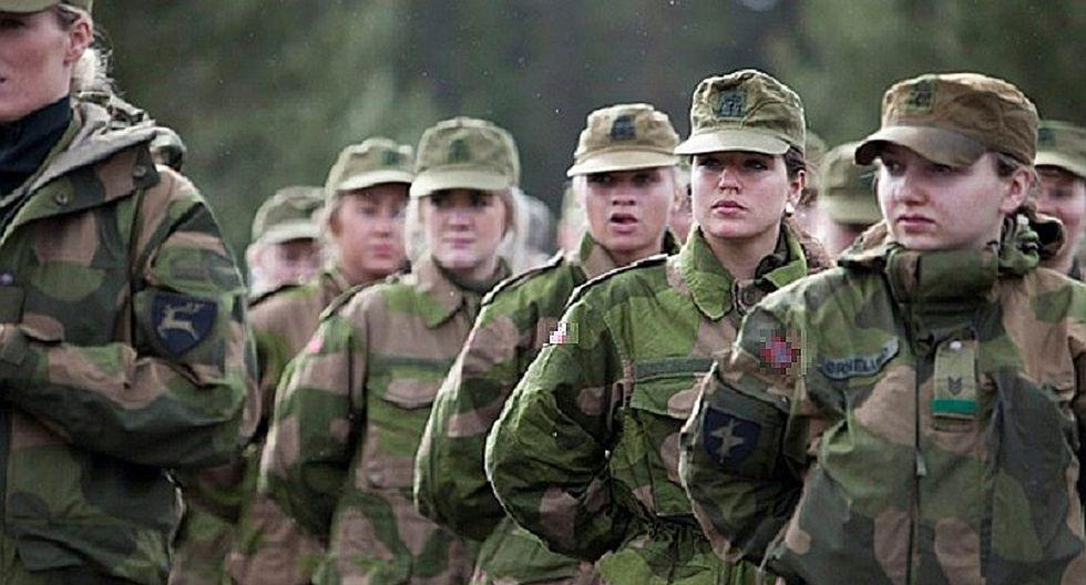 Someterán a prueba de virginidad a mujeres que hagan servicio militar