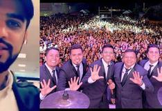 "Multimillonario Yaqoob Ahmed Mubarak se graba cantando cumbia ""La culebritica"" de Grupo 5   VIDEO"