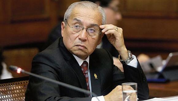 Pedro Chávarry declara que no renunciará al cargo de fiscal de la Nación