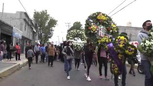 Tragedia en México: El último adiós a víctimas de accidente de metro en México