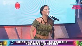 """Alejandra Baigorria: """"Los Combatientes para mí murieron ¿y por culpa de quién? de Pancho Rodríguez"""""""