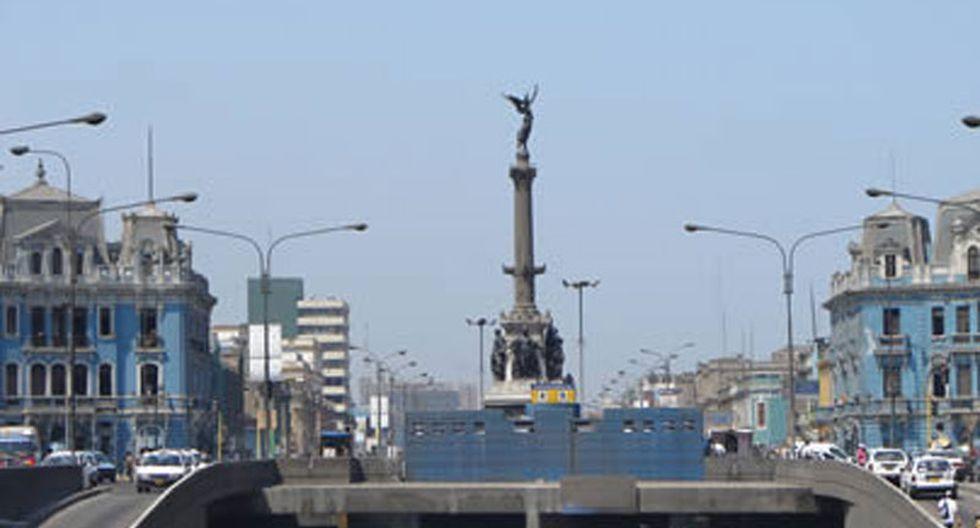 Plaza de Dos de Mayo fue entregado hoy por azucareros