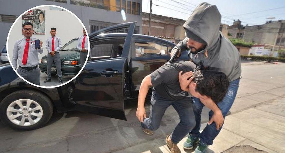 Crean aplicación que permite bloquear un auto que ha sido robado