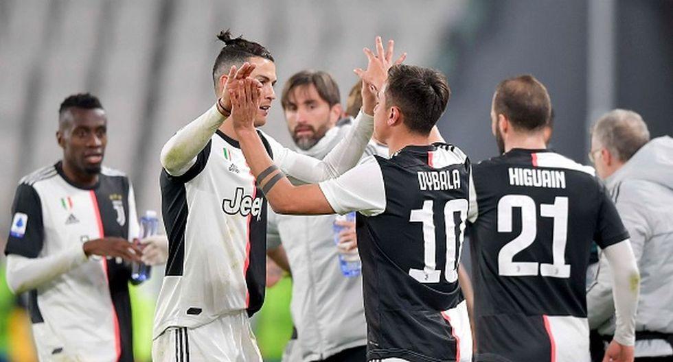 Juventus | Casos confirmados con coronavirus: 3. (Foto: Agencias)