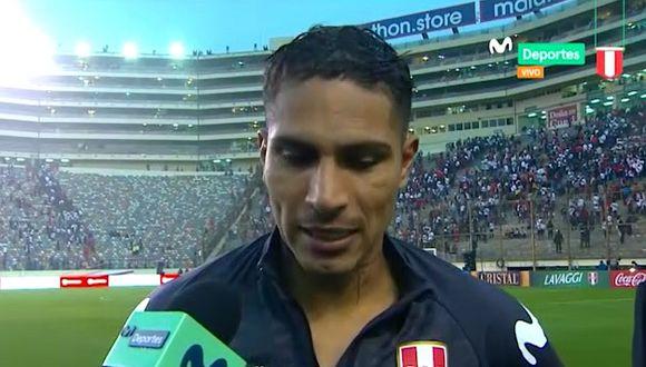 """Paolo Guerrero molesto por derrota ante Colombia: """"Esto no nos puede pasar en la Copa América""""│VIDEO"""