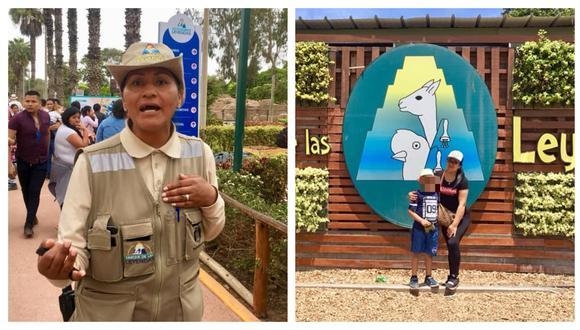 Madre denunció un acto de discriminación por parte de una trabajadora del Parque de las Leyendas en agravio de su hijo con Síndrome de Asperger. (Foto: Facebook)