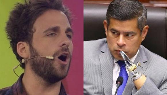 Rodrigo González critica a congresistas por excesivos gastos