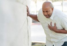 Infarto agudo de miocardio: Mal que afecta más a los hombres mayores de 45 años