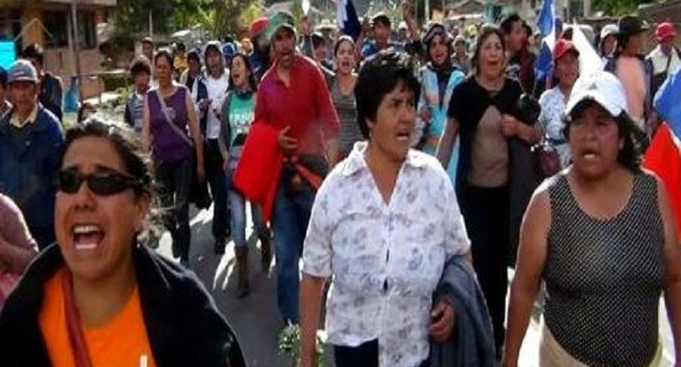 La Convención: Pobladores expulsan a alcalde de municipio