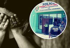 Mujer denuncia haber sido golpeada por su hijo de 16 años, quien le reclamó por pensión de alimentos