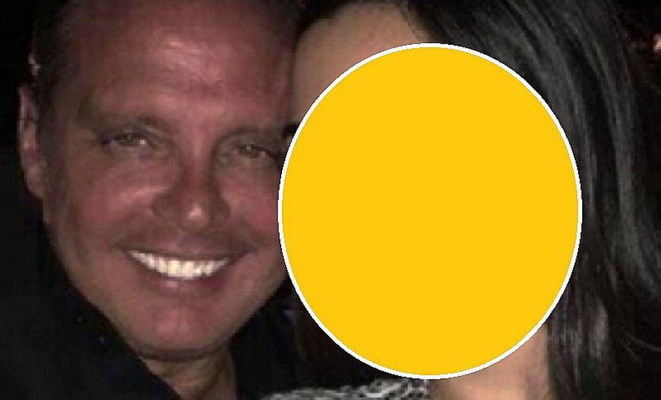 Luis Miguel es captado en salidita con la ex de Cristian Castro (FOTO)