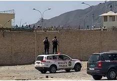Trujillo: Reos se subieron al techo de penal El Milagro e intentaron fugar por temor a coronavirus | VIDEO